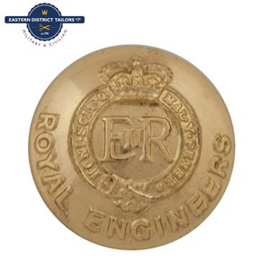 Royal Engineers Button