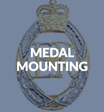 Medal Mounting