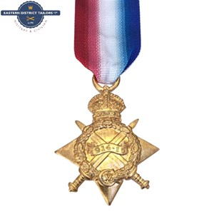 World War One 1914 Star Medal