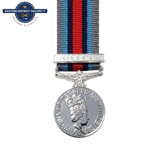 Iraq and Syria Operational Service Medal Op SHADER