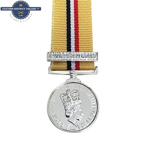 Iraq Op Telic  Medal with Clasp