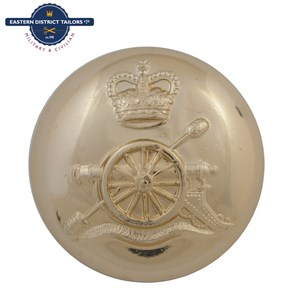 The Royal Artillery Button