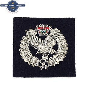 AAC Embroidered Beret Badge