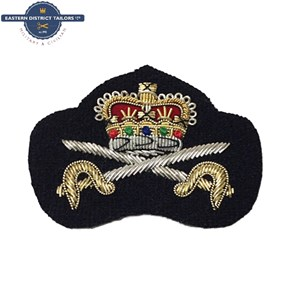 APTC Embroidered Beret Badge