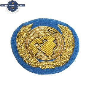 UN Embroidered Beret Badge