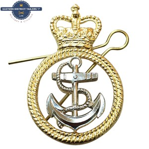 Royal Navy Petty Officers Beret Badge