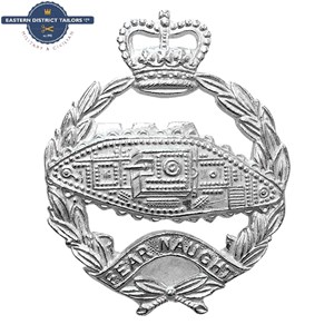 RTR Metal Cap Badge