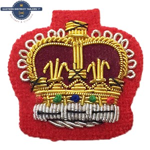 Staff Sergeant Crown Red