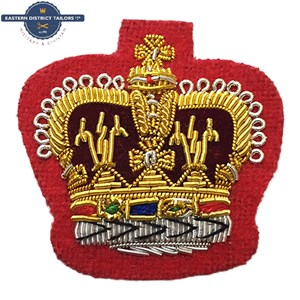 WO2 Crown Red