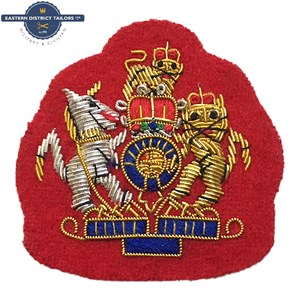 WO1 Red Mess Dress Badge