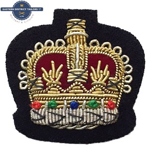 Staff Sergeant Crown Black