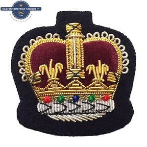 WO2 Crown Black