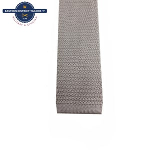 Officers Silk Tie