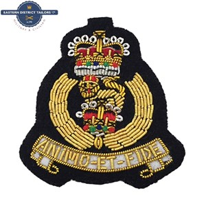 AGC Embroidered Beret Badge