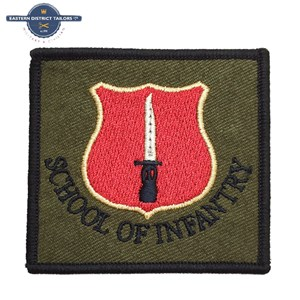 School of Infantry TRF